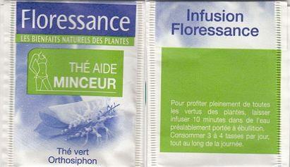 Floressance Thé Aide Minceur   Sonia s Tea Site 325574998459
