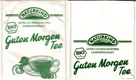 Naturkind Guten Morgen Tee Bio Sonias Tea Site